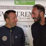 CHALLENGER CORTINA 2017, INTERVISTA A VINCENZO SANTOPADRE